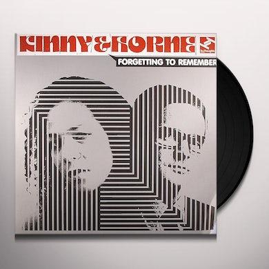 Kinny & Horne WHY ME? Vinyl Record