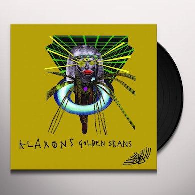 Klaxons GOLDEN SKANS Vinyl Record