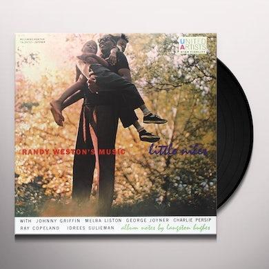 Randy Weston LITTLE NILES Vinyl Record