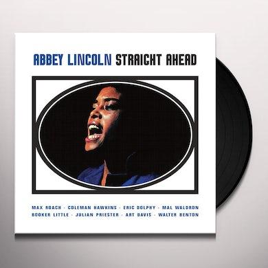 Abbey Lincoln STRAIGHT AHEAD Vinyl Record
