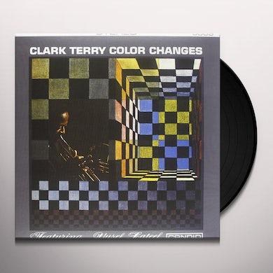 COLOR CHANGES Vinyl Record
