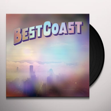 Best Coast FADE AWAY Vinyl Record