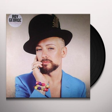 Boy George THIS IS WHAT I DO Vinyl Record