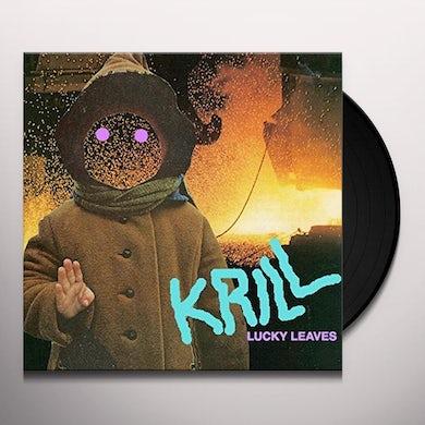 KRILL LUCKY LEAVES Vinyl Record - UK Release