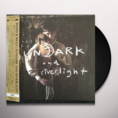 Patrick Wolf SUNDARK & RIVERLIGHT Vinyl Record