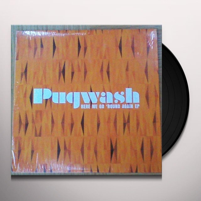 Pugwash HERE WE GO 'ROUND AGAIN EP Vinyl Record