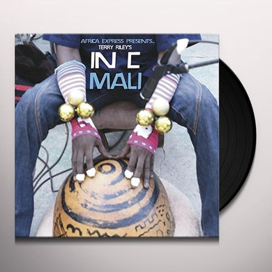 AFRICA EXPRESS TERRY RILEY'S IN C MALI Vinyl Record - UK Release
