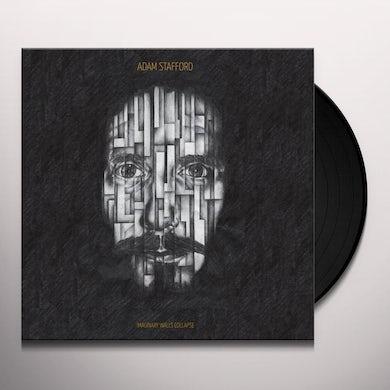 Adam Stafford IMAGINARY WALLS COLLAPSE Vinyl Record