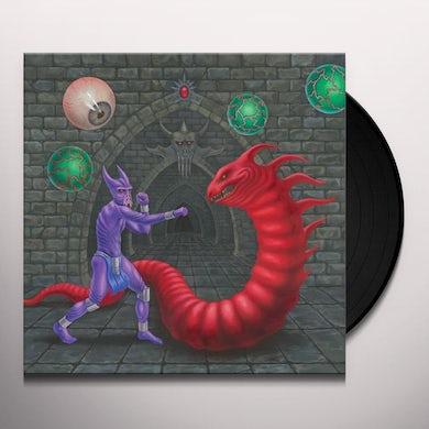 David Whittaker SHADOW OF THE BEAST Vinyl Record