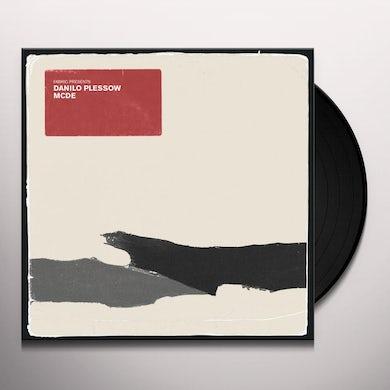 FABRIC PRESENTS DANILO PLESSOW (MCDE) Vinyl Record