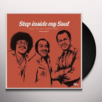 STEP INSIDE MY SOUL / VARIOUS Vinyl Record