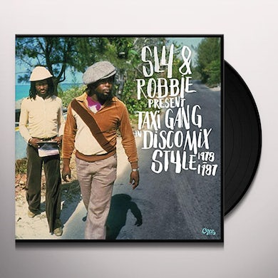 SLY & ROBBIE PRESENT TAXI GANG IN DISCOMIX / VAR Vinyl Record