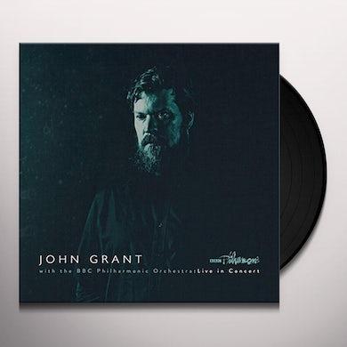 John Grant LIVE IN CONCERT Vinyl Record