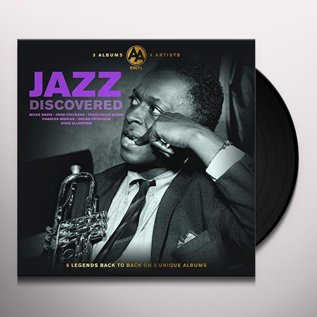 Jazz Discovered / Various Vinyl Record