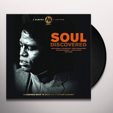Soul Discovered / Various Vinyl Record