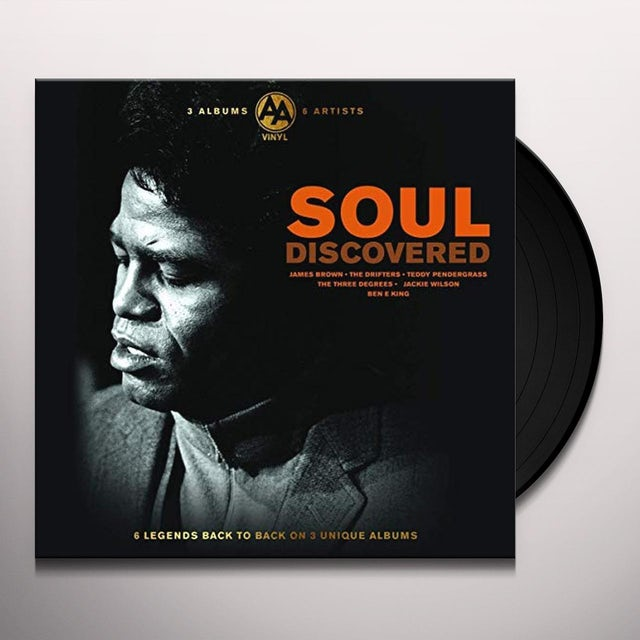 Soul Discovered / Various