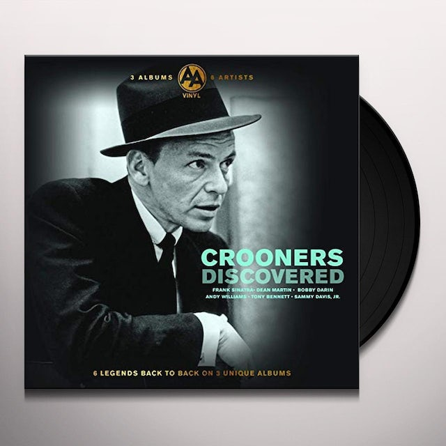 Crooners Discovered / Various