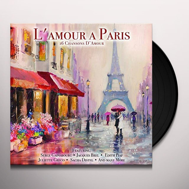 L'Amour A Paris / Various