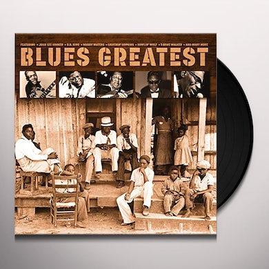 Blues Greatest / Various Vinyl Record
