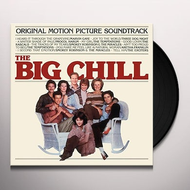 BIG CHILL / O.S.T. Vinyl Record - Holland Release