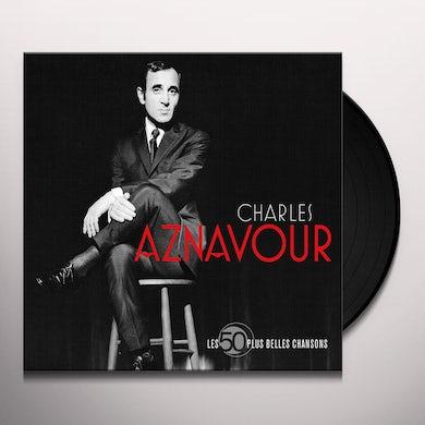 Charles Aznavour SES PLUS BELLES CHANSONS Vinyl Record
