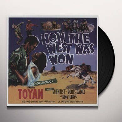 HOW THE WEST WAS WON Vinyl Record