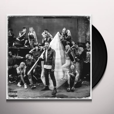YUNGBLUD UNDERRATED YOUTH Vinyl Record