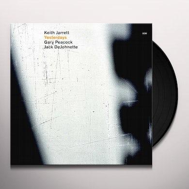 Keith Jarrett Yesterdays (2 LP) Vinyl Record