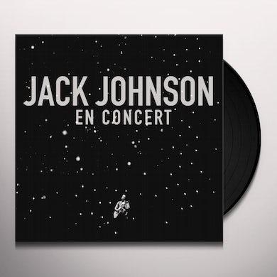 Jack Johnson EN CONCERT Vinyl Record