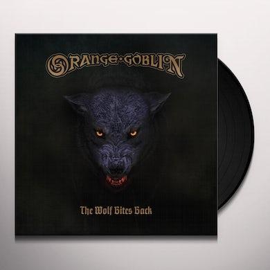 Orange Goblin WOLF BITES BACK Vinyl Record