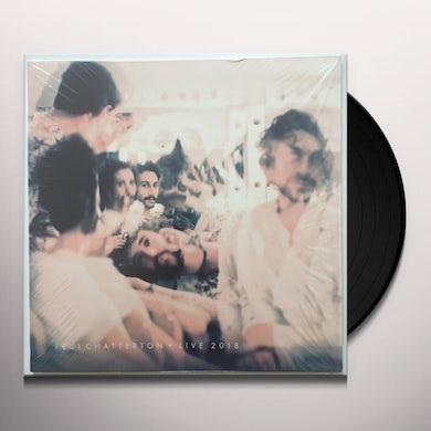 Feu Chatterton LIVE 2018 Vinyl Record