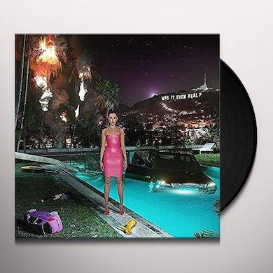 Olivia O'Brien WAS IT EVEN REAL Vinyl Record