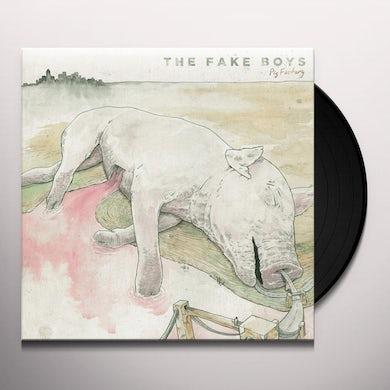 FAKE BOYS PIG FACTORY Vinyl Record