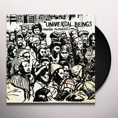 UNIVERSAL BEINGS Vinyl Record