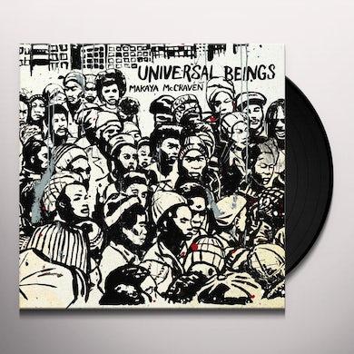 Makaya McCraven UNIVERSAL BEINGS Vinyl Record