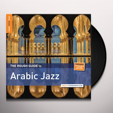 ROUGH GUIDE TO ARABIC JAZZ / VARIOUS   ROUGH GUIDE TO ARABIC JAZZ / VARIOUS Vinyl Record