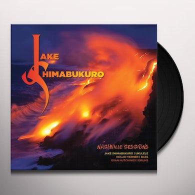 Jake Shimabukuro NASHVILLE SESSIONS Vinyl Record