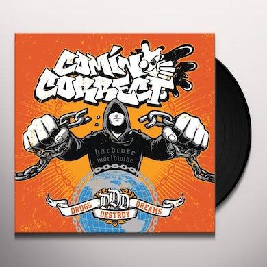 DRUGS DESTROY DREAMS Vinyl Record