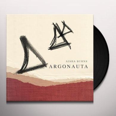 Aisha Burns ARGONAUTA Vinyl Record