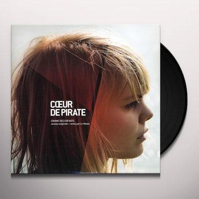 Coeur De Pirate COMME DES ENFANTS Vinyl Record