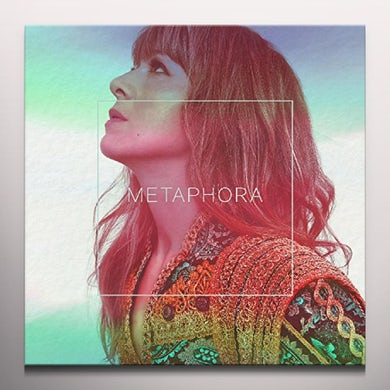 METAPHORA (LIMITED TURQUOISE VINYL/DL CODE) Vinyl Record