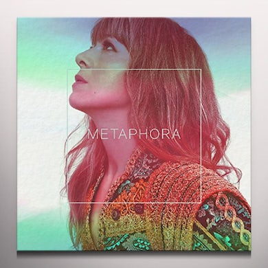 Jill Barber METAPHORA - Limited Edition Turquoise Colored Vinyl Record