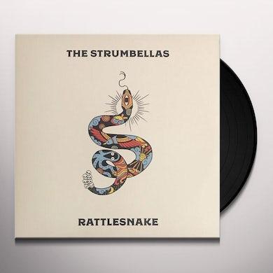 Strumbellas RATTLESNAKE (CANADA ONLY) Vinyl Record