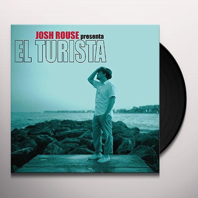 Josh Rouse TURISTA Vinyl Record