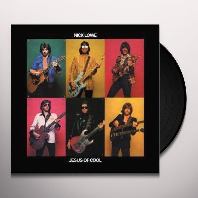 Nick Lowe JESUS OF COOL Vinyl Record