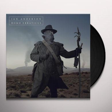 Ian Anderson HOMO ERRATICUS Vinyl Record