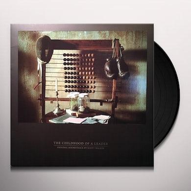 Scott Walker CHILDHOOD OF A LEADER - Original Soundtrack Vinyl Record