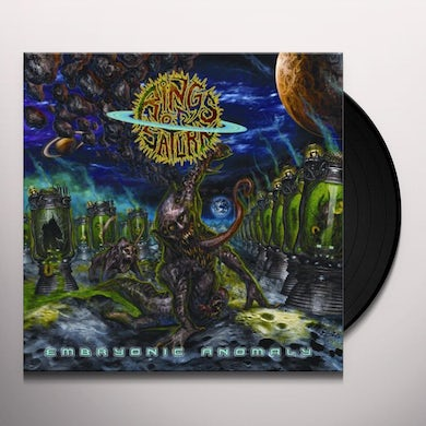 Rings Of Saturn EMBRYONIC ANOMALY Vinyl Record