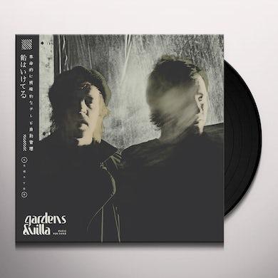 Gardens & Villa MUSIC FOR DOGS Vinyl Record