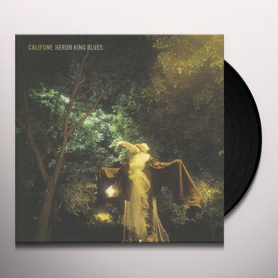 HERON KING BLUES Vinyl Record